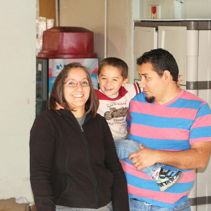 YWAMepj Family